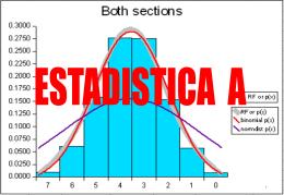 ESTADISTICA A