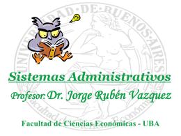 Estructura - Jorge Vazquez