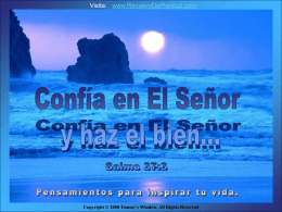 Wait on the Lord - Renuevo De Plenitud