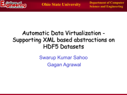 Automatic Data Virtualization