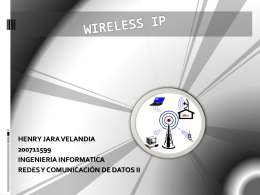 WIRELESS IP
