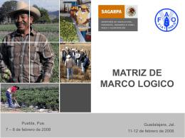 Diapositiva 1 - - SAGARPA