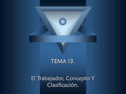 TEMA 13.