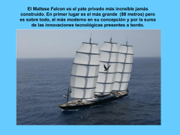 Maltese Falcon - Estudias o Navegas
