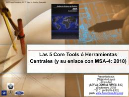 01 - MSA-4: 2010 - Auto Consulting