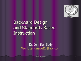 Unpacking the Standards Uncovering Content