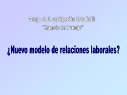 Diapositiva 1 - Facultad de Derecho | Universidad de la