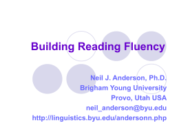 How to integrate the theory of second language reading