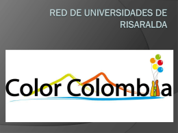 RED DE UNIVERSIDADES DE RISARALDA