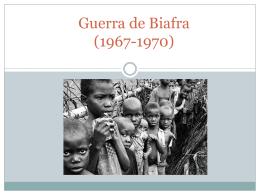 Guerra de Biafra (1967