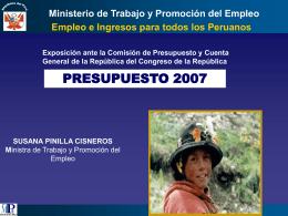 Exposicion del 07/11/05