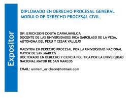 Diapositiva 1 - ::.. CAL ACADEMICA