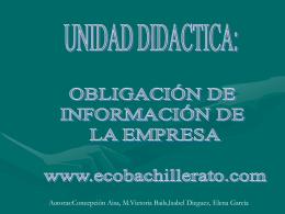 Diapositiva 1 - ecobachillerato.com