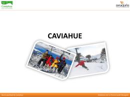 CENTRO DE ESQUI CAVIAHUE