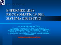 ENFERMEDADES PSICOSOMATICAS DEL SISTEMA …
