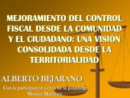 MEJORAMIENTO DEL CONTROL FISCAL DESDE LA …