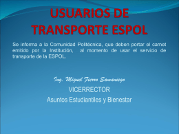 BECA DE ALIMENTOS I TERMINO 2009-2010