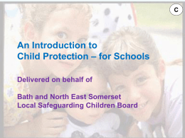 Extended CP Course - Bath and North East Somerset