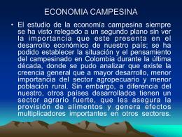 ECONOMIA CAMPESINA - Ambientes Virtuales en …