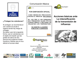 Diapositiva 1 - U-ERRE - Universidad Regiomontana