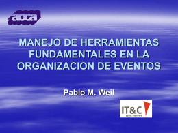 MANEJO DE HERRAMIENTAS FUNDAMENTALES EN LA …