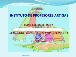 INSTITUTO DE PROFESORES ARTIGAS