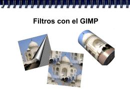 Filtros con el GIMP