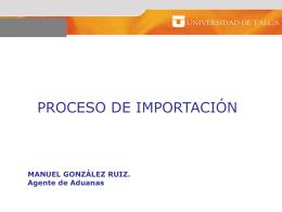 Diapositiva 1 - Agencia de Aduanas Browne
