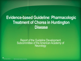 Evidence-based Guideline Update: NSAIDs, and other