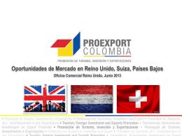 Diapositiva 1 - Colombia Trade
