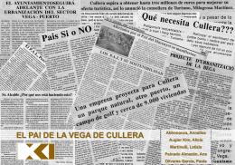 P.A.I. de LA VEGA de CULLERA.