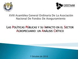 """FORO """"EL SECTOR AGROALIMENTARIO: RETOS Y …"""