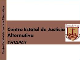 Diapositiva 1 - Supremo Tribunal de Justicia del Estado de