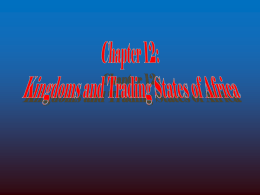 Chapter 12 Kingdoms and Trading States of Africa