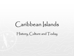 Caribbean Islands - Good Shepherd School