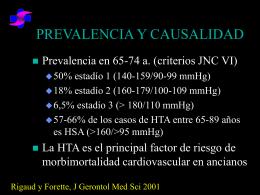 HTA: Beneficios cuantitativos y cualitativos de la