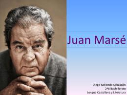 Juan Mars&#233