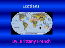 Ecotians - OpenStudy.com