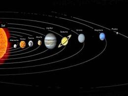 El sistema solar - Instituto Montini