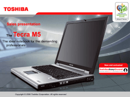 Tecra M5