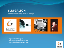 Diapositiva 1 - SLM Sistemas