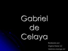 Gabriel de Celaya