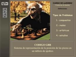 Definicion Problemas de Ajedrez.pps