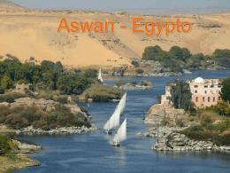 Aswan Egipto
