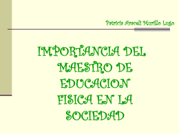 Patricia Araceli Murillo Lugo