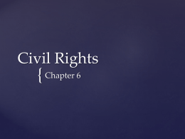 Civil Rights - Loudoun County Public Schools