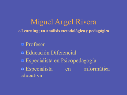 Miguel Angel Rivera