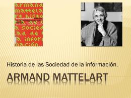 Armanda Mattelart
