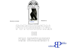 Photodigital de Kai Eckhardt