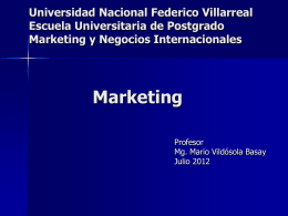 MARKETING HOLISTICO